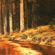 vignette peintures paysages