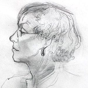 vignette dessins portraits