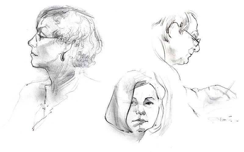 dessins, graphismes, Didier Maurin