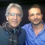 Didier Maurin et Yves Duteil