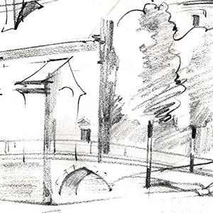 vignette dessins paysages